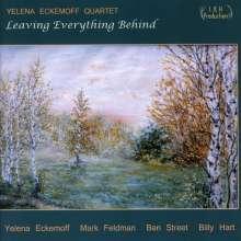 Yelena Eckemoff: Leaving Everything Behind, CD