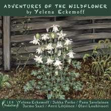 Yelena Eckemoff (geb. 1962): Adventures Of The Wildflower, 2 CDs