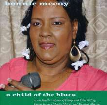 Bonnie Mccoy: Child Of Blues, CD