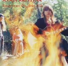 Sonja Kristina (ex-Curved Air): Songs From The Acid Folk, CD