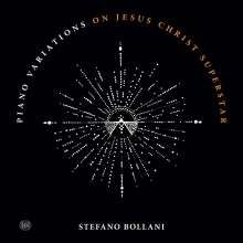 Stefano Bollani (geb. 1972): Piano Variations On Jesus Christ Superstar, 2 LPs