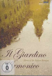 Il Giardino Armonico - Music of the Italian Baroque, DVD