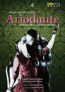 Georg Friedrich Händel (1685-1759): Ariodante, DVD
