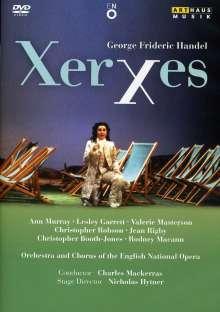 Georg Friedrich Händel (1685-1759): Xerxes, DVD