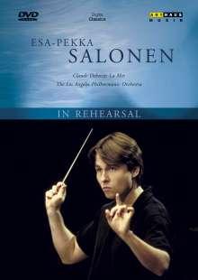 Esa-Pekka Salonen in Rehearsal, DVD