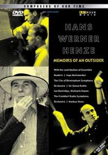 Hans Werner Henze (1926-2012): Hans Werner Henze - Memoirs Of An Outsider (Dokumentation), DVD