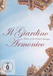 Il Giardino Armonico - Music of the French Baroque, DVD