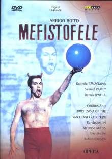 Arrigo Boito (1842-1918): Mefistofele, DVD