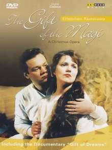 Einojuhani Rautavaara (geb. 1928): The Gift of the Magi (Eine Weihnachtsoper), DVD