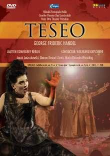Handel / Laszczkowski /: Teseo, DVD