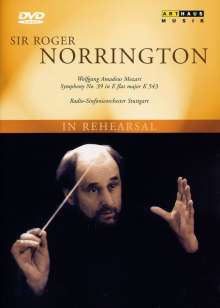 Sir Roger Norrington mit dem Radio-Sinfonieorchester Stuttgart, DVD