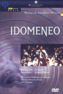 Wolfgang Amadeus Mozart (1756-1791): Idomeneo, DVD