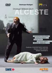 Christoph Willibald Gluck (1714-1787): Alceste (französische Fassung), DVD
