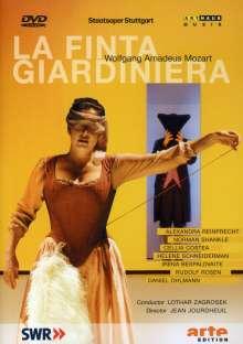 Wolfgang Amadeus Mozart (1756-1791): La Finta Giardiniera KV 196, DVD