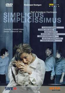 Karl Amadeus Hartmann (1905-1963): Simplicius Simplicissimus, DVD