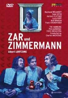 Albert Lortzing (1801-1851): Zar und Zimmermann, DVD