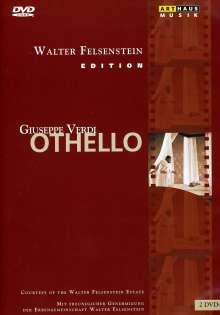 Giuseppe Verdi (1813-1901): Otello (Walter Felsenstein Edition), 2 DVDs