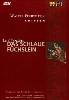 Leos Janacek (1854-1928): Das schlaue Füchslein (Walter Felsenstein-Edition), DVD