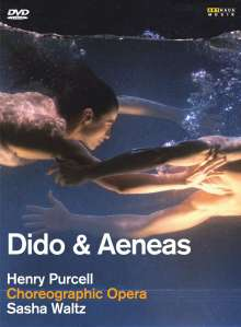 Henry Purcell (1659-1695): Dido & Aeneas (Choreographic Opera), DVD