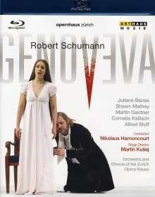 Robert Schumann (1810-1856): Genoveva op.81, Blu-ray Disc