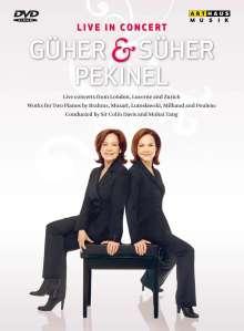 Güher & Süher Pekinel - Live in Concert, DVD