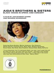 Aida's Brothers & Sisters - Black Voices in Opera & Concert, DVD
