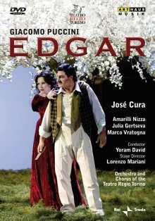 Giacomo Puccini (1858-1924): Edgar, DVD