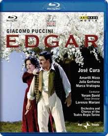 Giacomo Puccini (1858-1924): Edgar, Blu-ray Disc