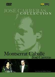 "Jose Carreras Collection - ""Montserrat Caballe & Jose Carreras"", DVD"