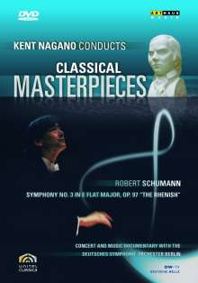 Kent Nagano conducts Classical Masterpieces, DVD