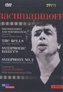 Sergej Rachmaninoff (1873-1943): Die Glocken op.35, DVD