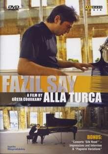 Fazil Say - Alla Turca (Dokumentation), DVD