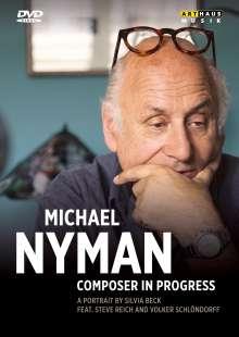 Michael Nyman (geb. 1944): Michael Nyman - Composer in Progress (Dokumentation), DVD