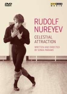 Rudolf Nureyev - Celestial Attraction (Dokumentation), DVD