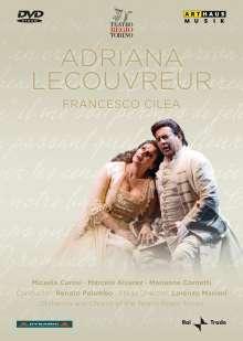 Francesco Cilea (1866-1950): Adriana Lecouvreur, DVD