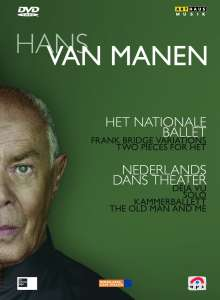 Hans Van Manen, 2 DVDs