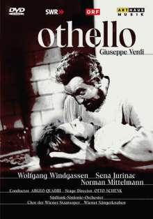 Giuseppe Verdi (1813-1901): Otello (in dt.Spr.), DVD
