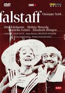 Giuseppe Verdi (1813-1901): Falstaff (in dt.Spr.), DVD