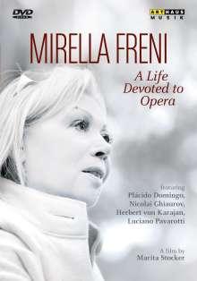 Mirella Freni - A Life Devoted to Opera, DVD