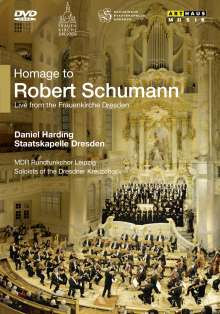 Staatskapelle Dresden - Homage to Robert Schumann, DVD