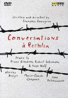 Conversations à Rechlin (OmU), DVD