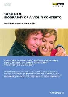 Sofia Gubaidulina (geb. 1931): Sophia - Biography Of A Violin Concerto, DVD