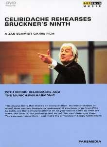Celibidache Rehearses Bruckner's Ninth (Dokumentation), DVD