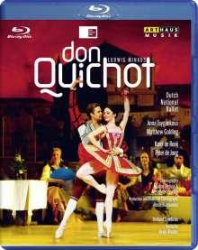 Holländisches Nationalballett - Don Quichot, Blu-ray Disc