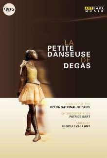 Ballet de l'Opera National de Paris - La Petite Danseuse de Degas, DVD