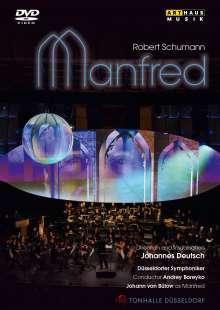 Robert Schumann (1810-1856): Manfred, DVD