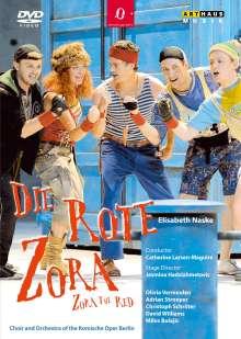 Elisabeth Naske (geb. 1963): Die rote Zora, DVD