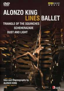 Alonzo King Lines Ballet, DVD