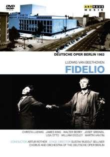 Ludwig van Beethoven (1770-1827): Fidelio, DVD