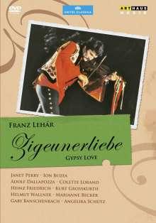 Franz Lehar (1870-1948): Zigeunerliebe (Operettenverfilmung), DVD